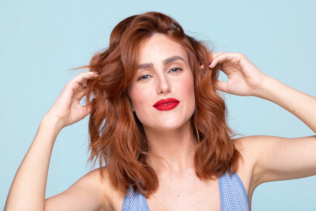 benefícios da água para o cabelo