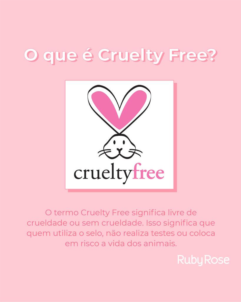 o que é cruelty free